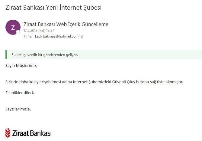 ziraat bankasi internet subesi