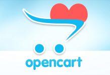 opencartı sevmek