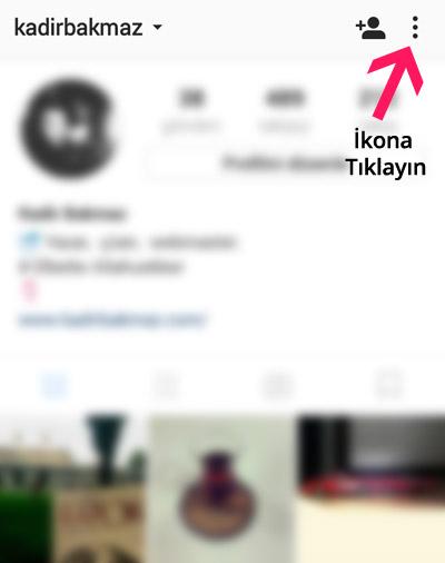 instagram şifre değiştirme